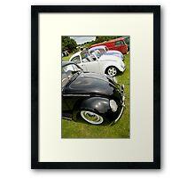 VW 9864 Framed Print