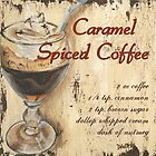 Caramel Spiced Latte by Debbie DeWitt