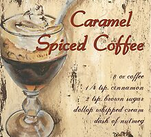 Caramel Spiced Latte by DebbieDeWitt