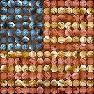Baseball Flag - America's Past time by designturnpike