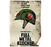 Full Genetic Infantryman Poster