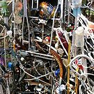 Cathedral of Junk Sculpture by Jane Jenkins
