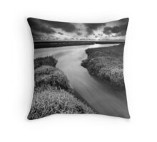 Personal Dawn BW Throw Pillow
