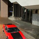 De Tomaso Pantera 1973 by Stefan Bau