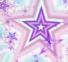 Star Burst Dreams  by Beatriz  Cruz