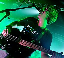 Enter Shikari - Rock City (Nottingham, UK) - 25th Oct 2011 (Image 14) by Ian Russell