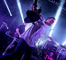 Enter Shikari - Rock City (Nottingham, UK) - 25th Oct 2011 (Image 20) by Ian Russell