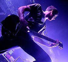 Enter Shikari - Rock City (Nottingham, UK) - 25th Oct 2011 (Image 21) by Ian Russell
