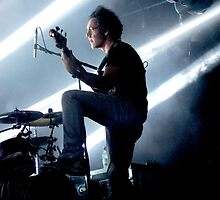 Enter Shikari - Rock City (Nottingham, UK) - 25th Oct 2011 (Image 22) by Ian Russell