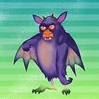Batsquatch by makoshark