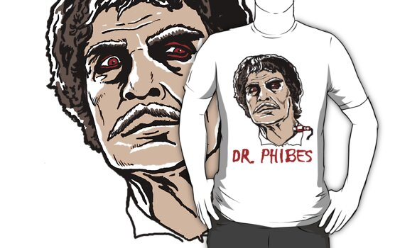 Mani Yack Dr Phibes 2 by monsterfink