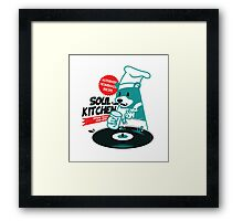 Soul Kitchen Framed Print