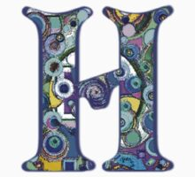 The Letter H by gretzky