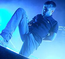 Enter Shikari - Rock City (Nottingham, UK) - 25th Oct 2011 (Image 36) by Ian Russell