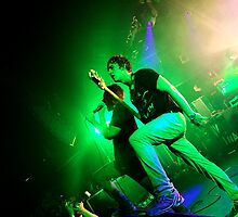 Enter Shikari - Rock City (Nottingham, UK) - 25th Oct 2011 (Image 48) by Ian Russell