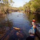 The magic of Arnhem Land - a swimming hole by georgieboy98