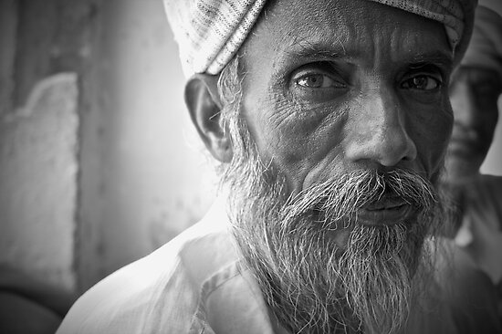 an indian portrait by handheld-films