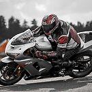 Ninja on the Track by Ari Salmela