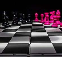 Chess Board by Travis Lord