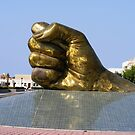 THE FIST JEDDAH by steadyeddie