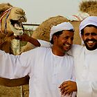 Doha Camel Market by emmawind