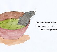 Gerbil In Pea Soup by J. L. Gould