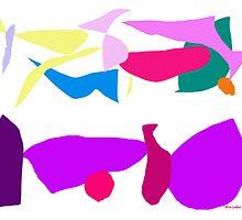 Purple Mask  by masabo