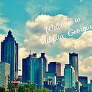Welcome to Atlanta, Georgia by Scott Mitchell