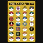 Catch em all by bomdesignz