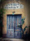 The Corner Market ~ Elysian Grove  by Lucinda Walter