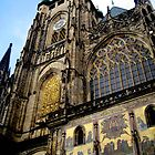 Prague Castle by dher5