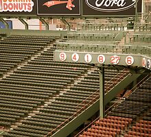 Fenway Park Boston, Mass by harryvw