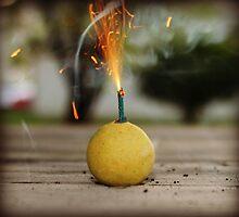 Smoke Bomb by Melissa  Yates