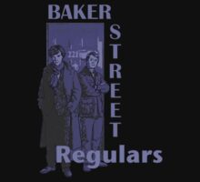 Baker Street Regulars by marlowinc