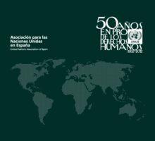 ANUE 50 Mapa Blanco (Castellano) by ANUE