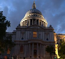 St. Paul's Cathedral  by David Griffin