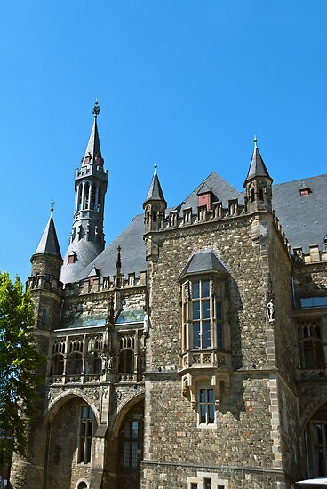 Aachen City Hall by Vac1