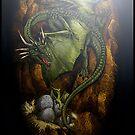 Dragon by beanarts