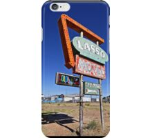 Route 66 Lasso Motel iPhone 4 Case iPhone Case/Skin