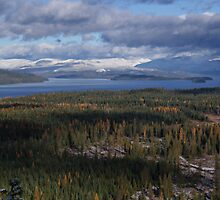 Priest Lake by tahigens