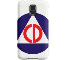 Civil Defence Samsung Galaxy Case/Skin