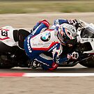 MARCO MELANDRI at Miller Motorsports park 2012 by corsefoto