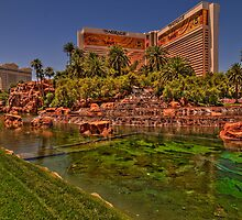 The Mirage by Barrett Mand