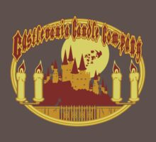 Castlevania Candle Company by CharmerPantsOff