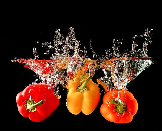 A Splash Of Peppers by Patricia Jacobs CPAGB LRPS BPE2