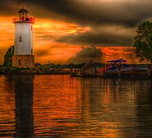 Lighthouse Wonders by Barrett Mand