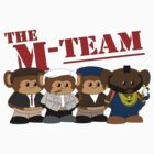 The M-Team by Monkey-Hut