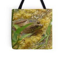 Frog August II Tote Bag