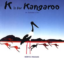 K is for Kangaroo Book by Robyn Williams