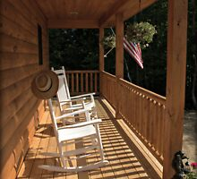 My Front Porch by Monica M. Scanlan